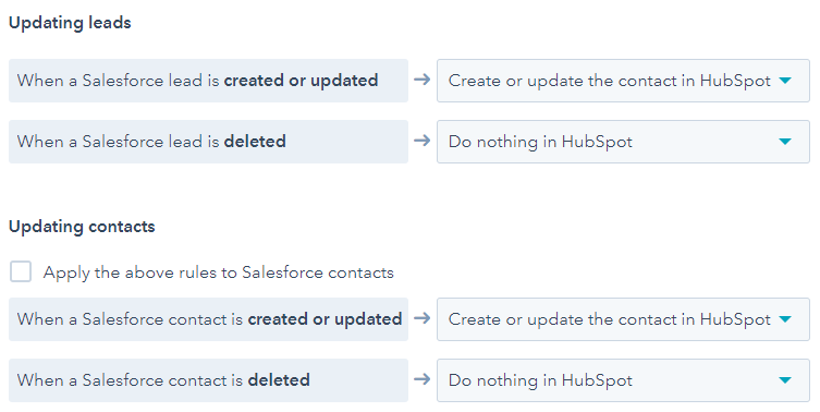 hubspot-sync-settings