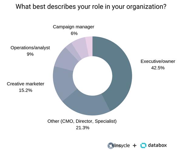 role in organization