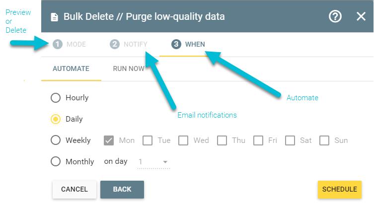 purge-data-automation