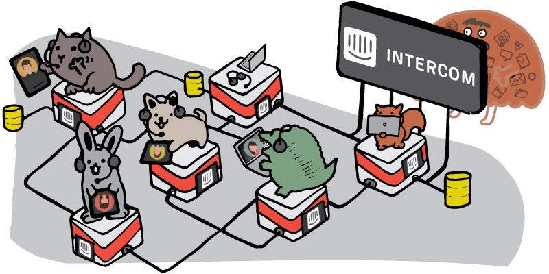 Intercom User Data Management